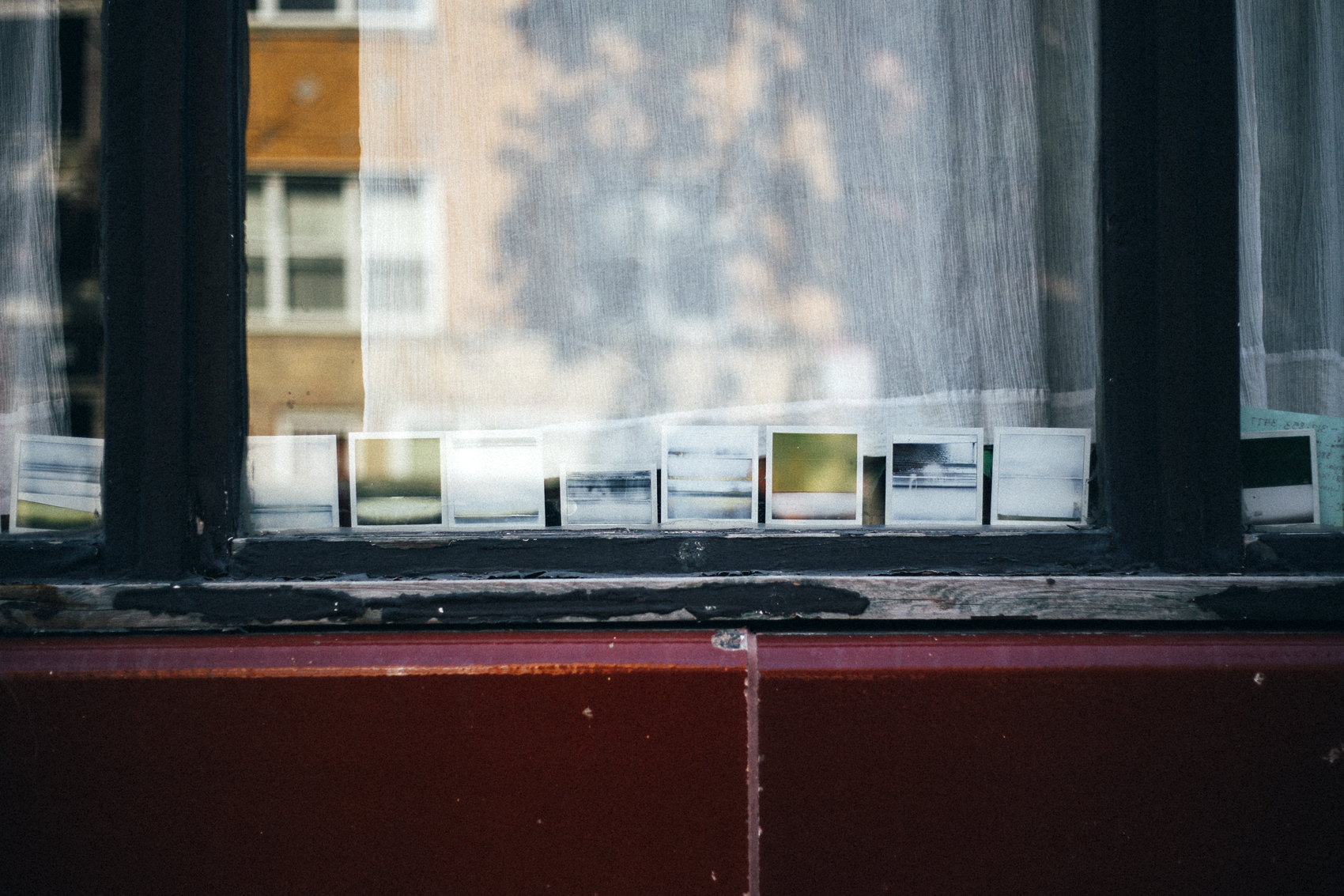 Polaroids. Chicago, IL 2015